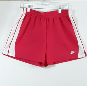 Nike FitDry Hot Pink Drawstring Athletic Shorts M
